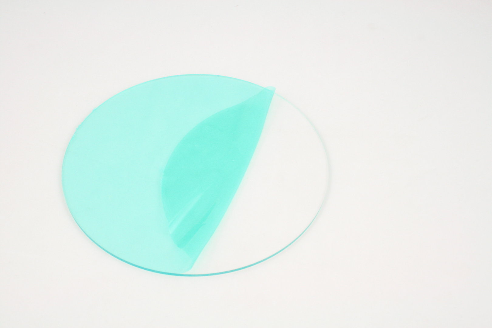 Clear Acrylic Disc Circles Southern Acrylics