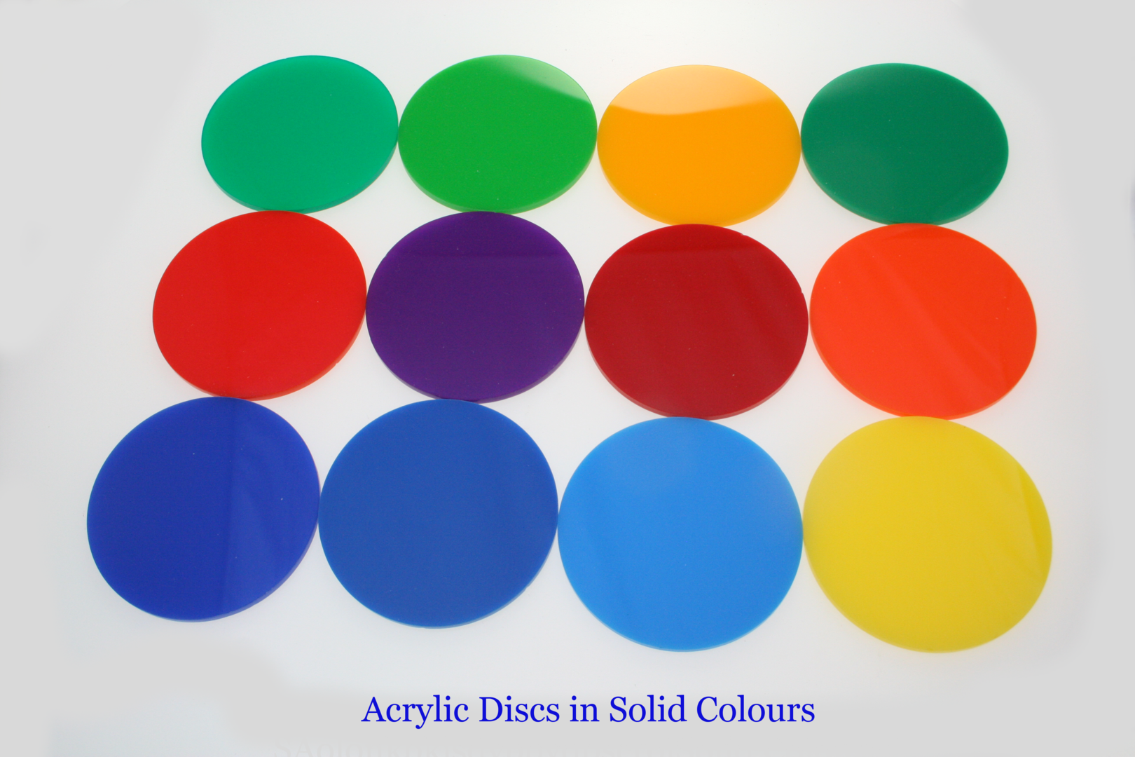 how to use acrylic colours on plastic
