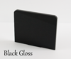 Black Gloss Acrylic Sheets