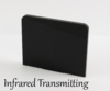 Infrared Transmitting Black Acrylic