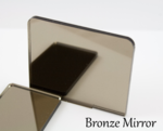 MIRROR Acrylic Gold, Silver, Rose Gold, Bronze