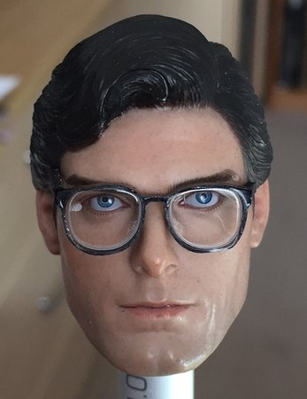 1/6th scale acrylic glasses for Superman Model\\n\\n05/10/2016 15:46